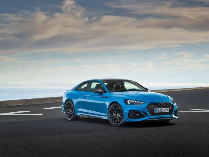 2021 Audi RS 5 Looks Like Big Brother, Gains More Tech