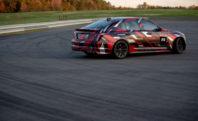 2022 Cadillac CT4-V and CT5-V Blackwing Keep The Manual Sport Sedan Alive