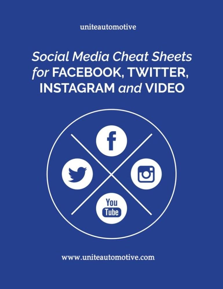 Social media (Facebook, Twitter, Instagram)-uniteautomotive