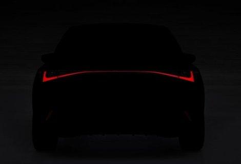 2021 Lexus IS Teased, Debut On June 9th