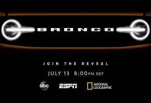 2021 Ford Bronco Will Get Primetime Debut July 13 Thanks To Disney