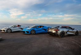 2021 Chevrolet C8 Corvette Now Available in Gulf Colors, Price Remains The Same