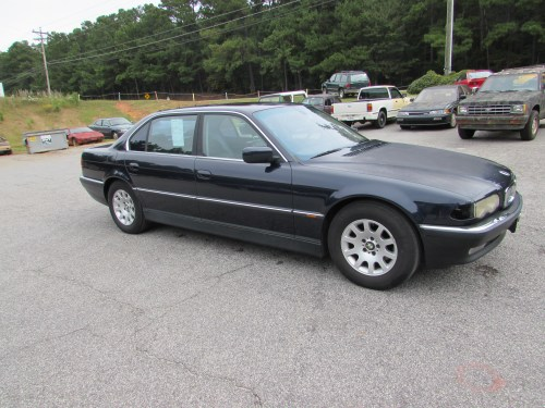 small resolution of 2000 bmw 740il