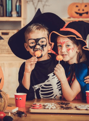 Gear Up for Halloween With This Fun Craft Idea!