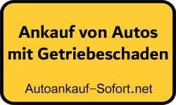 Ankauf von Autos mit Getriebeschaden