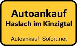 Autoankauf Haslach im Kinzigtal
