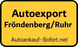 Autoexport Fröndenberg/Ruhr