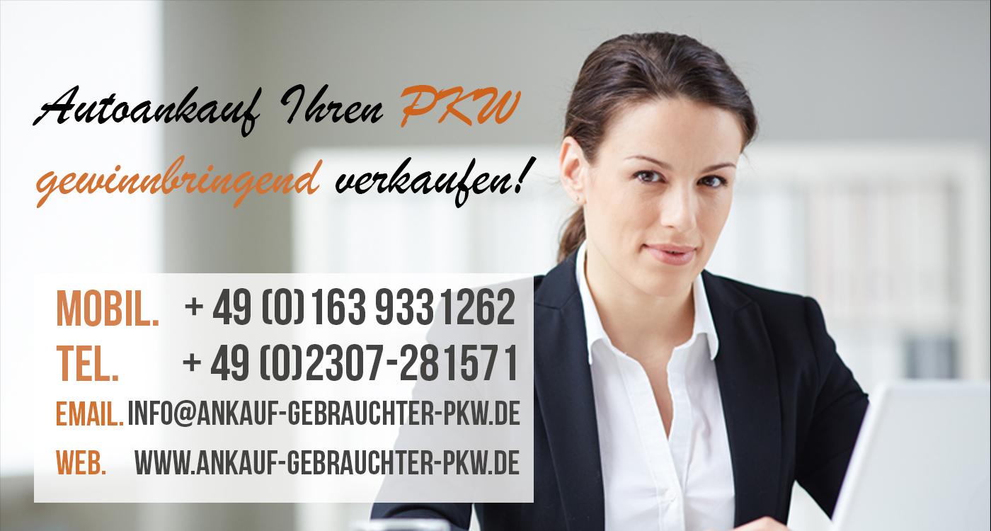Autoankauf Eschweiler