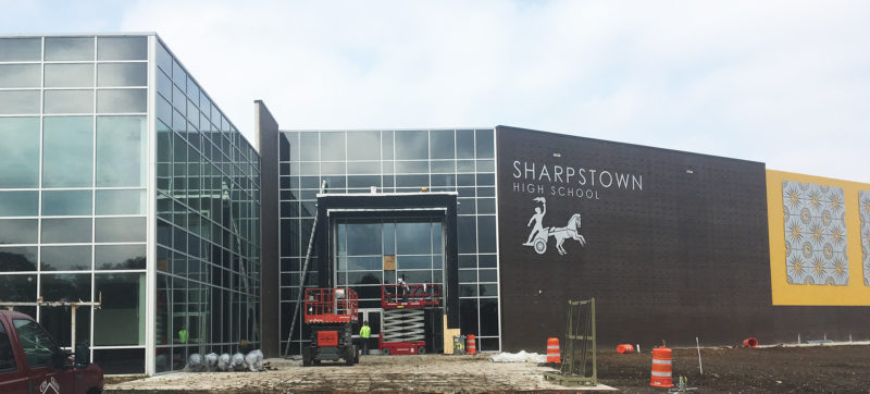 Sharpstown High School Is Coming Together Autoarch