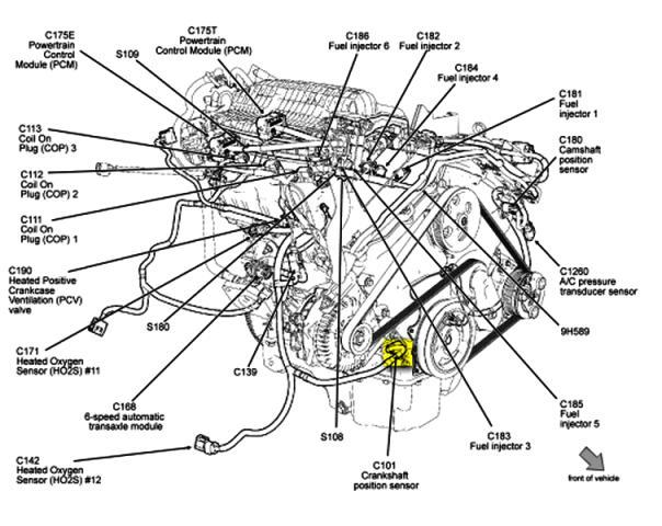 honda diagrama de cableado de la computadora