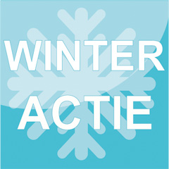 Winter actie