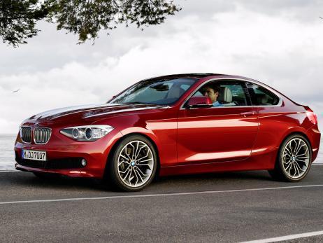 Der 2er BMW. Bildquelle: BMW