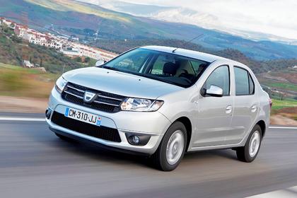 Der neue Dacia Logan. Foto: Dacia/Auto-Reporter.NET