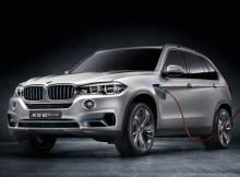Das Plug-In Hybridauto BMW X5 e-Drive. Bildquelle: BMW