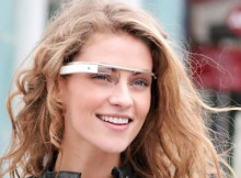 Unfallforscher warnen vor Google-Internet Hightech-Brille am Steuer. Foto: Google