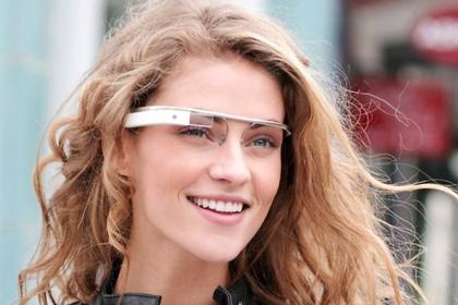 Unfallforscher warnen vor Google-Internet Hightech-Brille am Steuer. Foto: Google