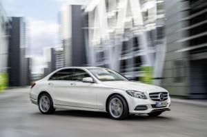 Mercedes-Benz neue C-Klasse, C 250 BlueTEC, Avantgarde, Exterieur. Bildquelle: Mercedes-Benz / Daimler