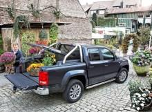 Die VW-Modelle Amarok (Foto) und Multivan sind Publikumslieblinge. Foto: VWN/dpp-AutoReporter Anhang