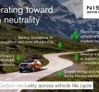 Bis zum Jahr 2020 will Nissan klimaneutral werden. Bildquelle: Nissan