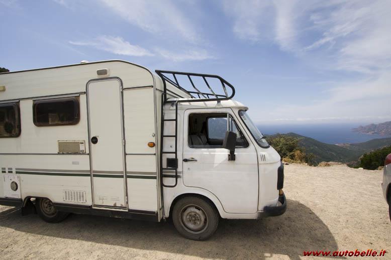Vendo Fiat 238 camper Elnagh