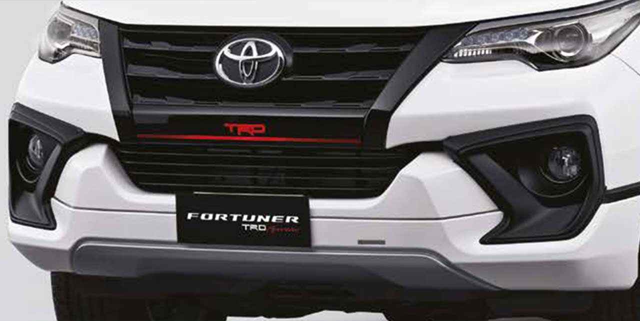toyota yaris trd sportivo 2018 price review grand new kijang innova diesel fortuner launched in india - autobics