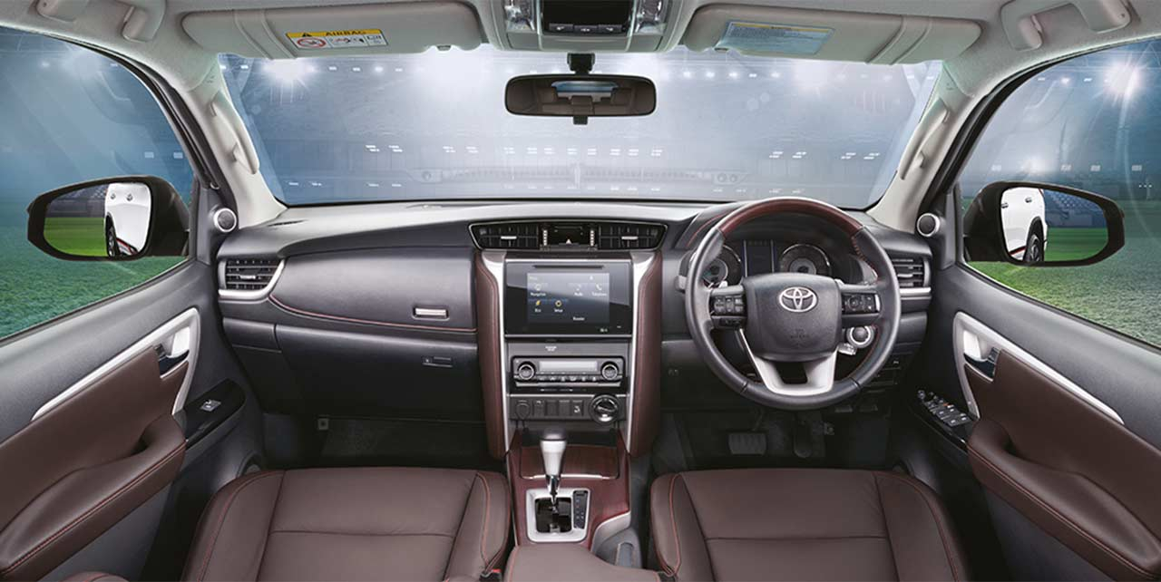 toyota yaris trd sportivo interior avanza grand new veloz bekas fortuner launched in india - autobics
