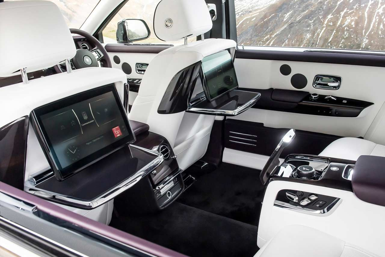 New RollsRoyce Phantom Priced from INR 95 Crore in India
