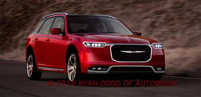 2021 Chrysler 300 crossover