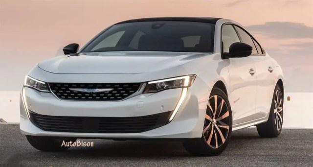 Chrysler-Peugeot car