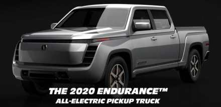 Lordstown Endurance electric truck