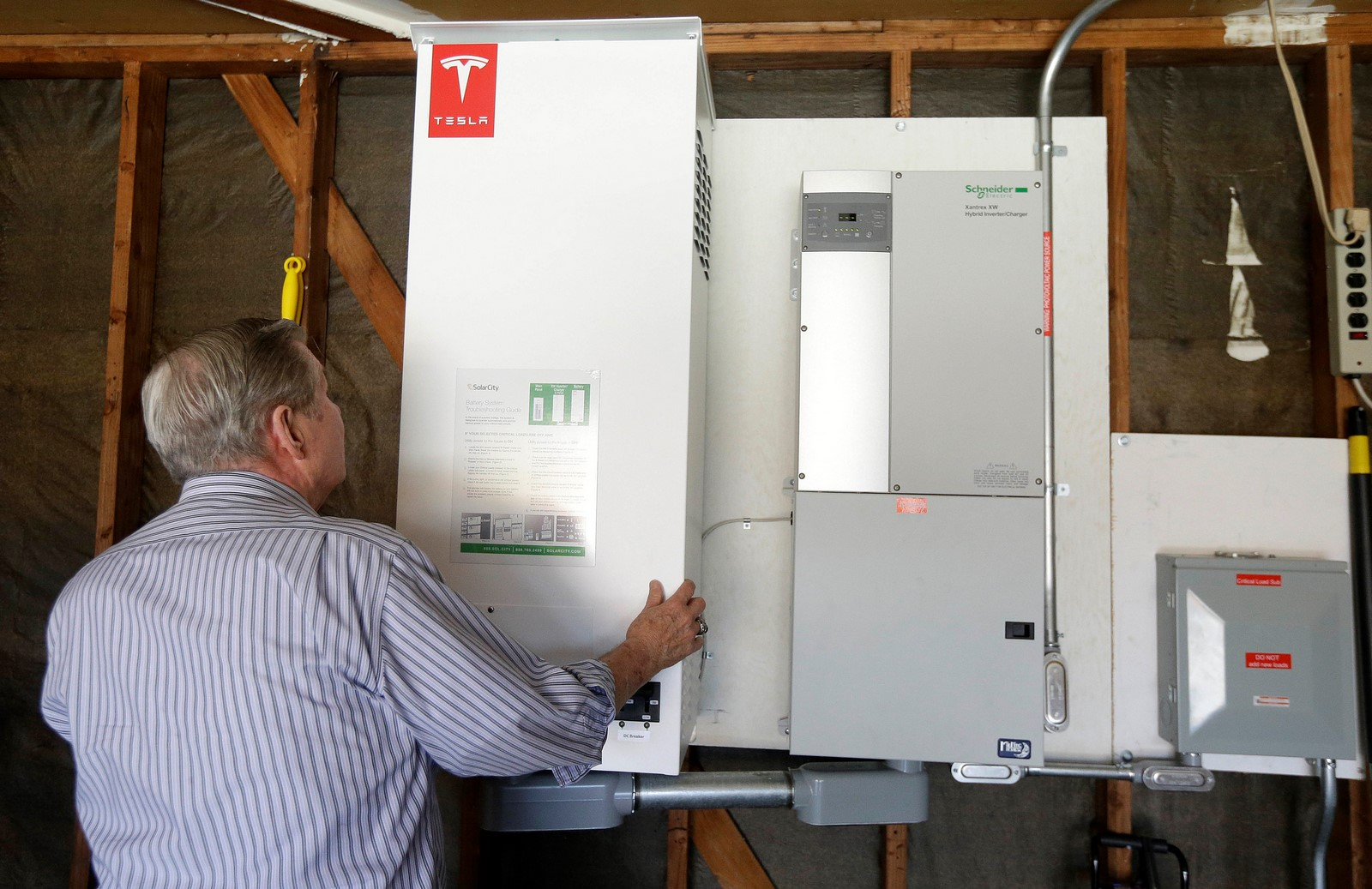 Wiring Diagram For Household Electricity Tesla ί Powerwall ί ύ