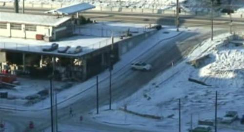 car-on-snow
