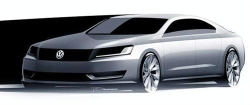 vw-new-2010-mid-size-sedan-design-sketch-custom