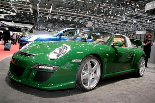 ruf-greenster-in-geneva-2-custom
