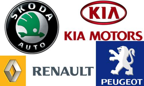 peugeot-kia-skoda-renault-logo