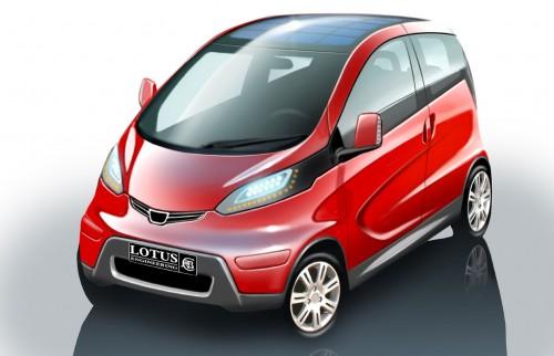 Lotus Mini car Concept
