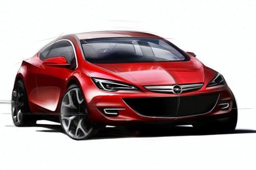 Opel Astra Sport Hatch