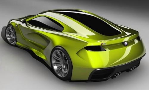 BMW-M-Supercar-Concept