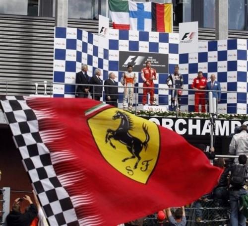 Belgian Grand Prix Spa-Francorchamps 2009