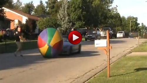 balls vs cars