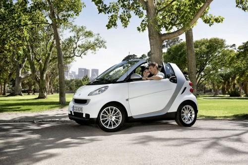 smart fortwo cdi cabrio 2010