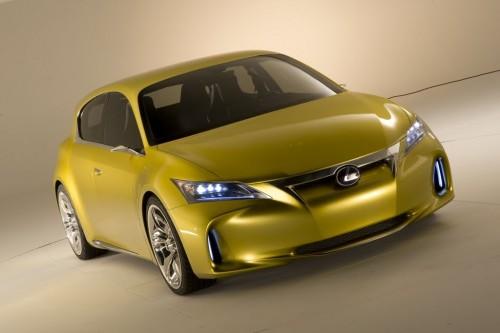 Lexus-LF-Ch Comact Concept