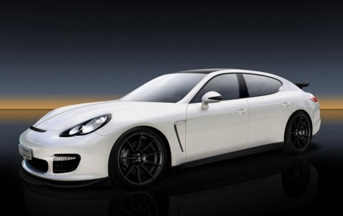 Oakley Design Panamera Turbo