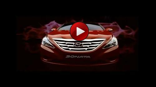 sonata 2010 video