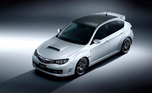 Subaru WRX STI Carbon