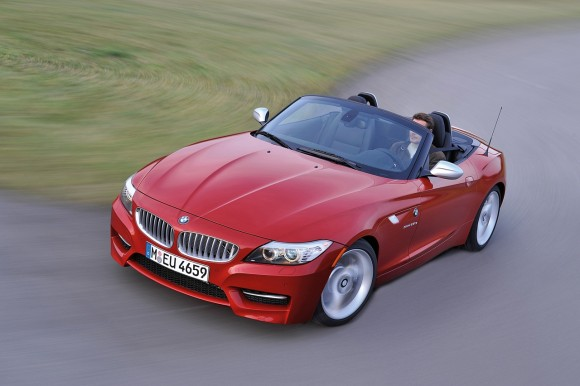 BMW Z4 sDrive35is 2010