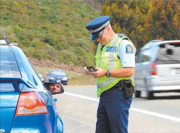 speed ticket