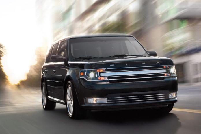 Ford Flex Facelift 2013