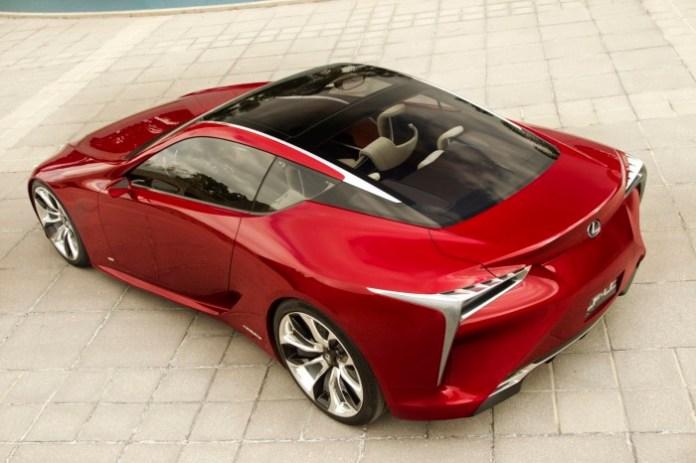 Lexus LF-LC Concept (6)