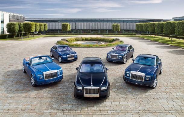 Rolls-Royce Range
